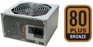 Seasonic zdroj 500W, SS-500ET F3 80PLUS Bronze, ventilátor 120 mm