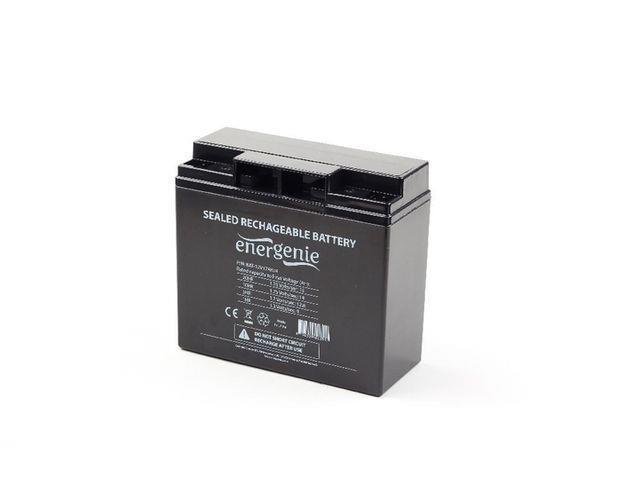 Energenie Rechargeable Gel Battery 12V/17AH