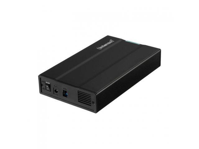 Intenso 3.5'' externí disk MemoryBox 4TB, USB 3.0, černý