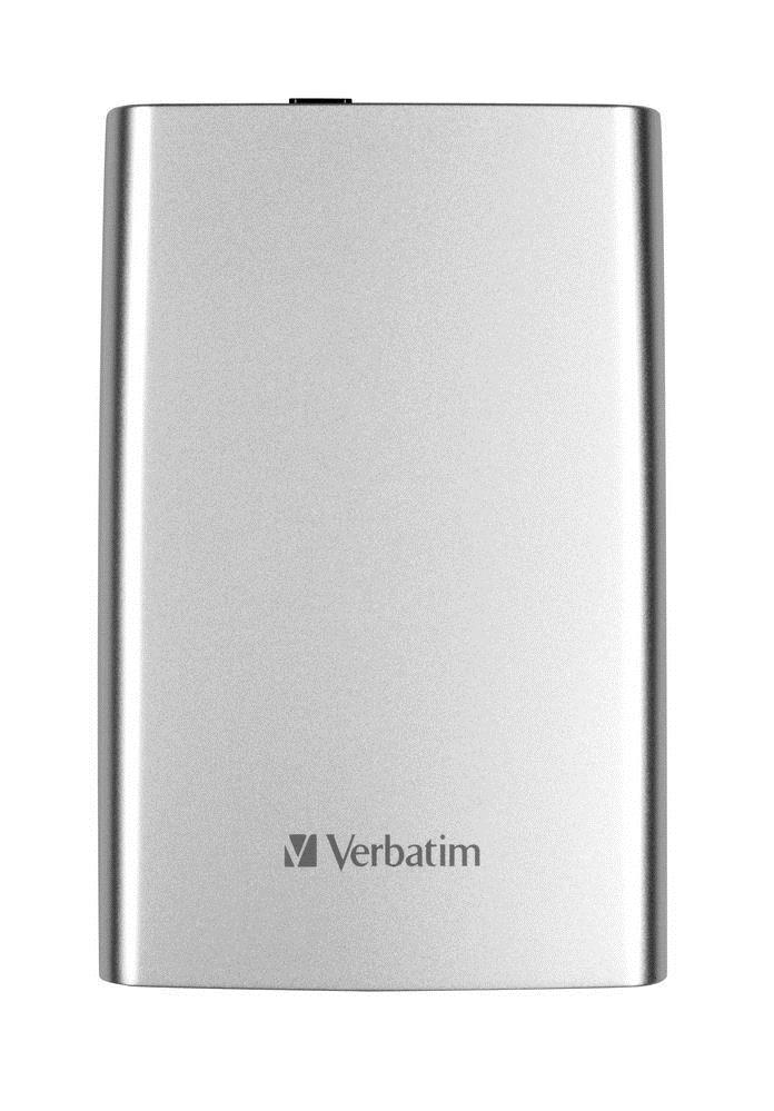 Verbatim externí pevný disk Store 'n' Go USB 3.0 přenosný 2,5'' 2 TB, stříbrný