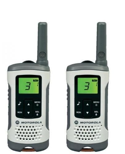 Motorola TLKR T50 vysílačka - 6 km, 8 kanálů
