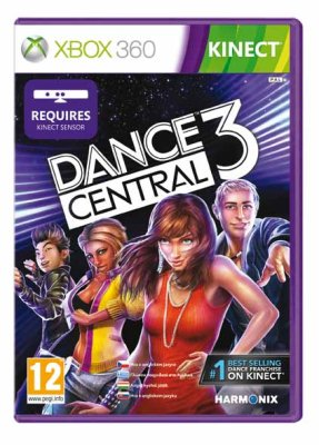 XBOX 360 - Kinect Dance Central 3