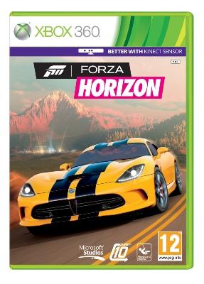 XBOX 360 - Forza Horizon