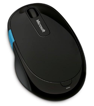 Microsoft myš L2 Sculpt Comfort Mouse Bluetooth Black