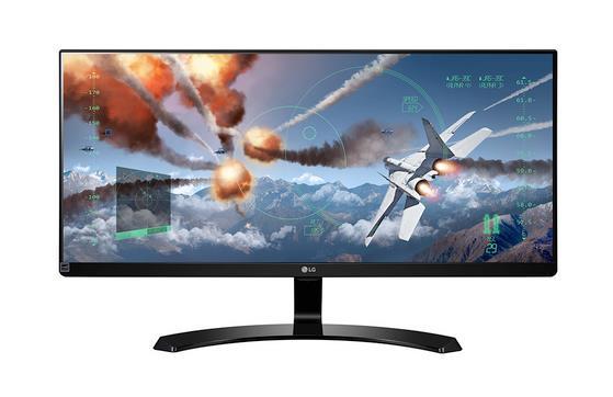 LG LCD 29UM68-P 29'' LED, IPS, 5ms, HDMI/DP, repro, 2560x1080, č