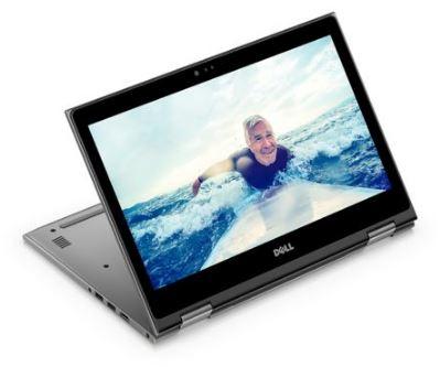 """DELL Inspiron 13z 5378/i3-7100U/4GB/1TB 5400 ot./Intel HD 520/13.3"""" FHD Touch/Win 10 64bit/Šedá"""