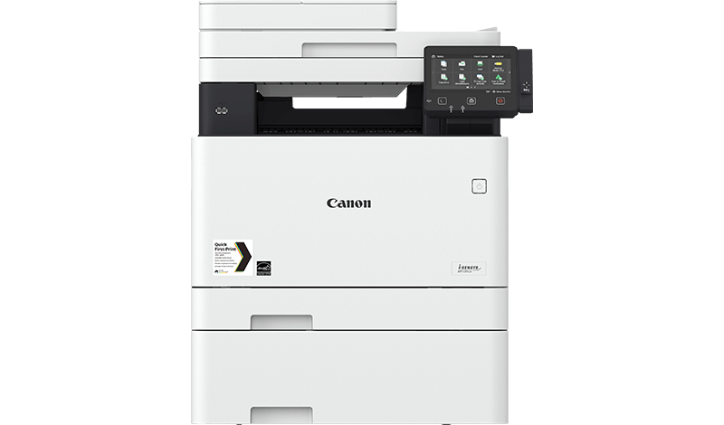 Canon i-SENSYS MF735Cx - PSCF/A4/WiFi/LAN/SEND/DADF/duplex/PCL/PS3/colour/27ppm
