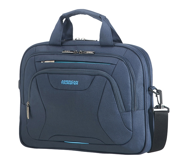 American Tourister AT Work Laptop Bag 13,3´´-14,1´´ Midnight Navy