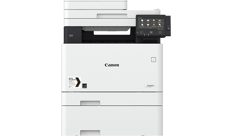 Canon i-SENSYS MF734Cdw - PSCF/A4/WiFi/LAN/SEND/DADF/duplex/PCL/PS3/colour/27ppm