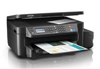 EPSON tiskárna ink L605 MFZ, CIS, A4, 33ppm, 4ink, USB,TANK SYSTEM,MULTIFUNKCE-3 roky záruka po registraci