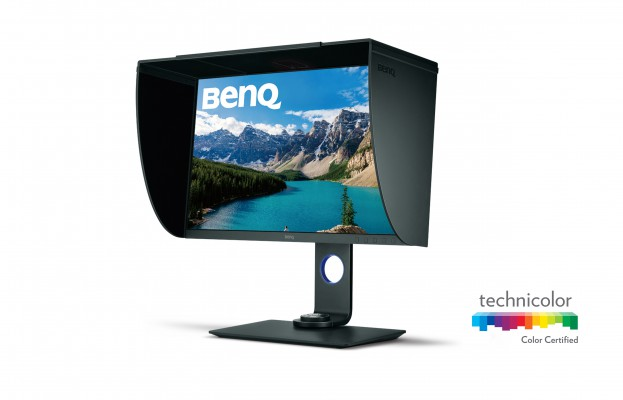 "27"" LED BenQ SW271-QHD,IPS,DVI,HDMI,DP"