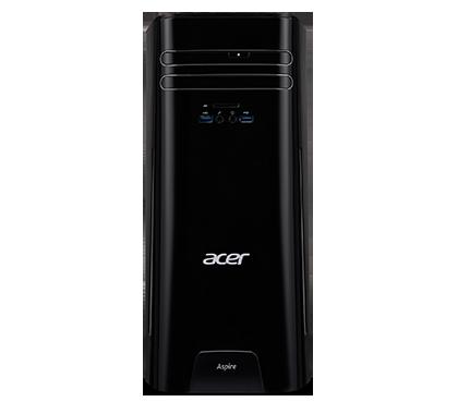 Acer Aspire TC-280/AMD A10/8GB/1TB 7200 ot./R7-340 2GB/DVDRW/USB kybd & mouse/ W10