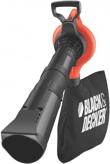 Zahradní vysavač a fukar Black&Decker GW3030 Black + Decker
