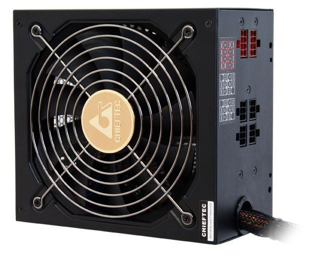 Chieftec zdroj APS-750CB, 750W, box