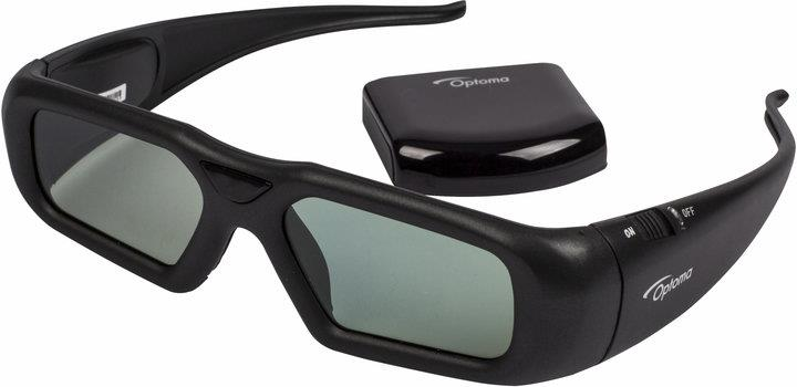 Optoma ZF2300 3D Brýle & Emitor