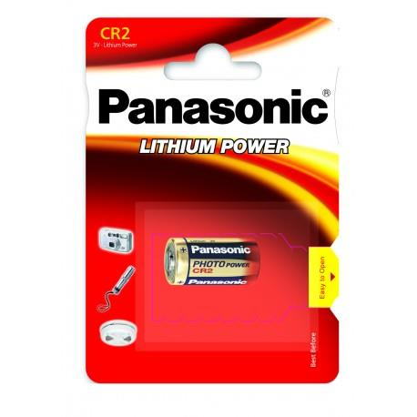Panasonic Lithium Power baterie do fotoaparátu CR2A, 1 ks, Blister