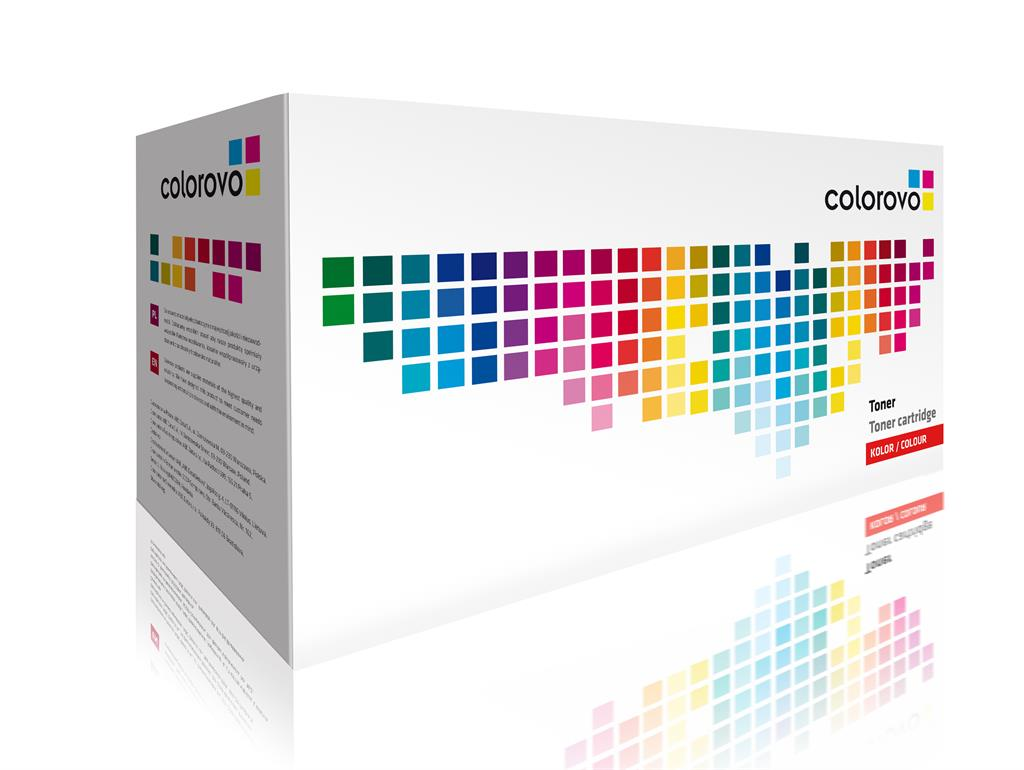 Toner COLOROVO 402A-Y | yellow | 6000 str. | HP CE402A