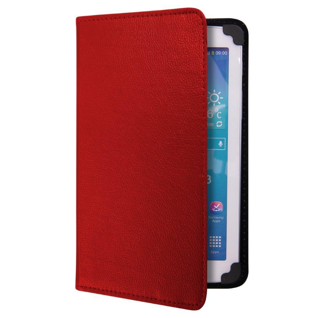 GT SETUP univerzální pouzdro pro tablet 8'', červené