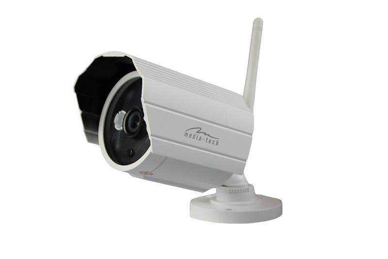 OUTDOOR SECURECAM HD - Outdoor IP camera able to record in 720p, WIFI