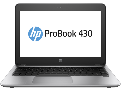 HP ProBook 430 G4 Core i3 7100U 13.3 HD 4GB 1TB WiFi Win10 64 Bit ENG