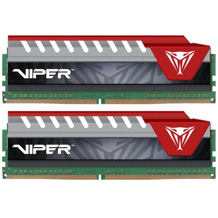 8GB DDR4-2800MHz Patriot CL15 Viper, 2x4GB