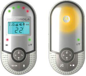 Motorola MBP16 elektronická chůvička