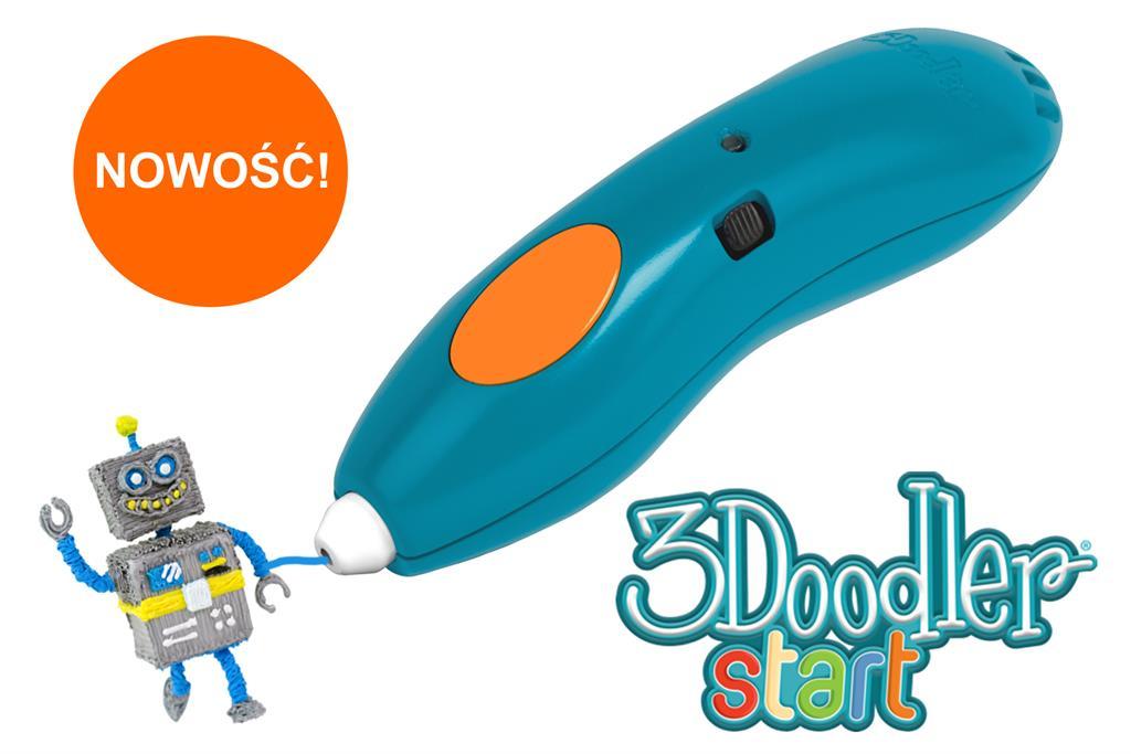 3DOODLER 3Doodler Start - 3D pero pro děti (rozšířený sestava)