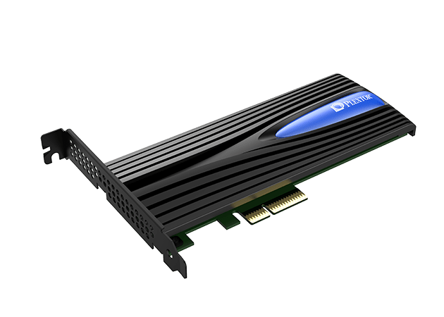 Plextor M8SeY Series SSD, 256GB, PCIe Gen 3x4