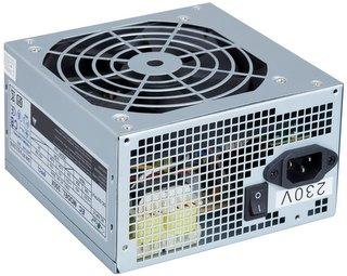 Zdroj Eurocase EC 350W, PFC, 12cm ventilátor, bulk