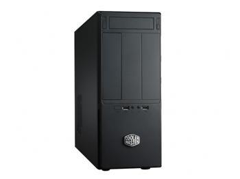 CoolerMaster case minitower Elite 361, mATX,black,bez zdroje(micro/desktop)