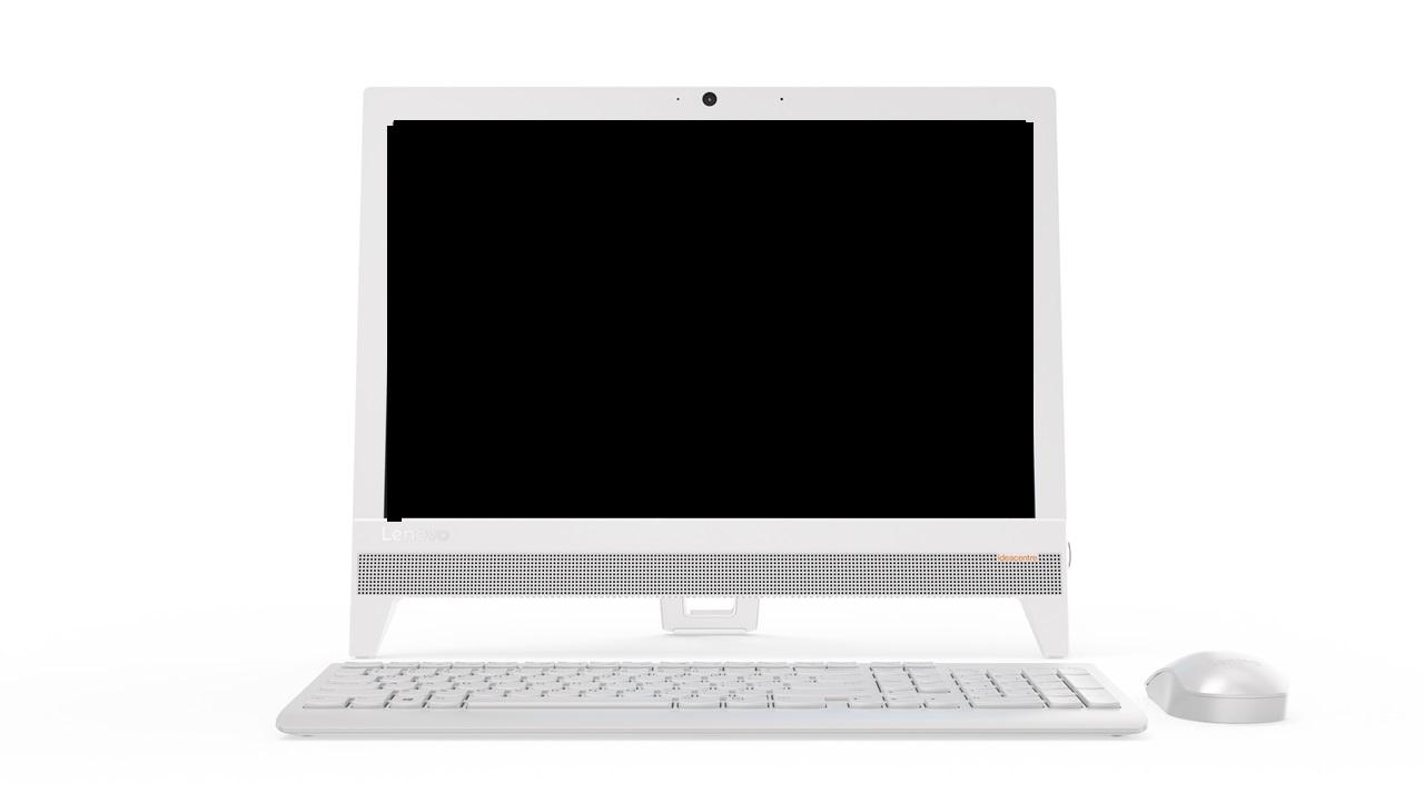 "Lenovo IdeaCentre AIO 310-20IAP Pentium J4205 2,60GHz/4GB/1TB/19,5""/DVD-RW/DOS bílá F0CL0072CK"