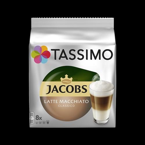 TASSIMO LATTE MACCHIATO JACOBS KRÖN.