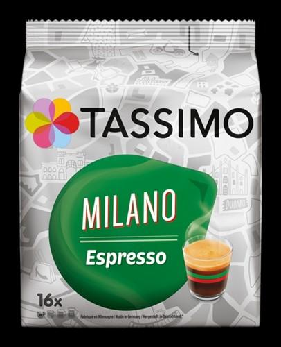 Tassimo Milano Espresso 16 x 6g