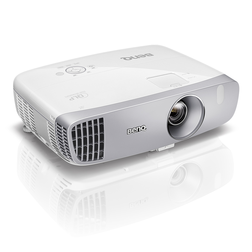 BenQ DLP Projektor W1120/1080p/2200ANSI/15 000:1/2xHDMI/3D/1x10W repro