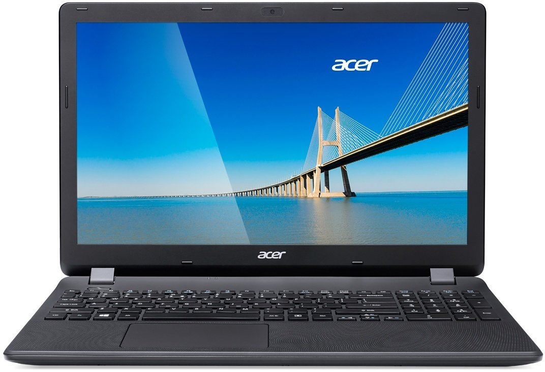 """Acer Extensa 15 (EX2540-34FN) i3-6006U/4GB+N/500 GB+N/DVDRW/HD Graphics/15.6"""" HD matný/BT/W10 Pro/Black"""