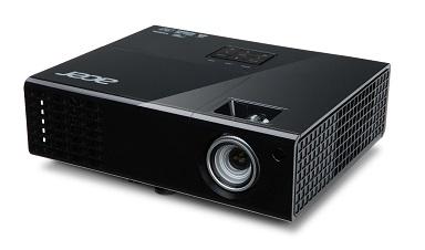 Acer P1500 - DLP 3D 1080p - 10000:1, 3000 LUMENS, Zoom, 2.2Kg, HDMI