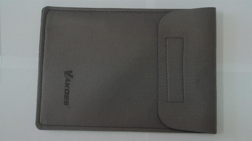 Taška pro PC tablet 7'' GRAY, šedá barva