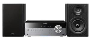 SONY CMT-SBT100 50W audiosystém s CD, FM/AM, Bluetooth®, NFC a USB