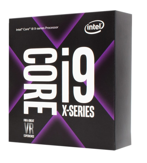 Intel Core i9-7960X, Sexdeca Core, 2.80GHz, 22MB, LGA2066, 14nm, BOX