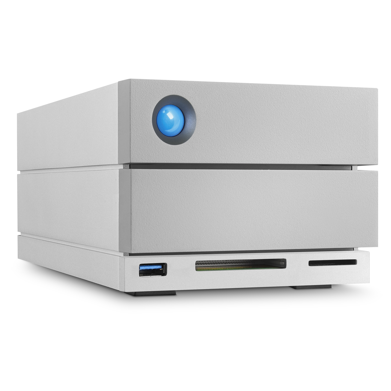 Externí disk LaCie 2big Dock Thunderbolt™ 3 , 8Tb ,THUNDERBOLT 3 + USB 3.1