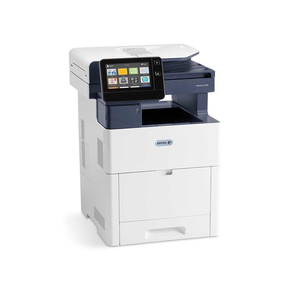 Xerox VersaLink C505V_S, bar. multifunkce, A4
