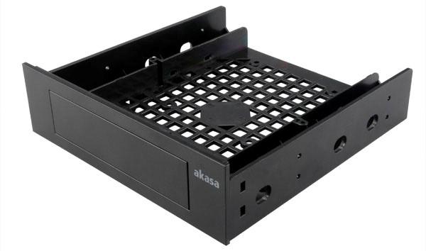 """AKASA - 3.5""""/SSD/HDD adaptér"""