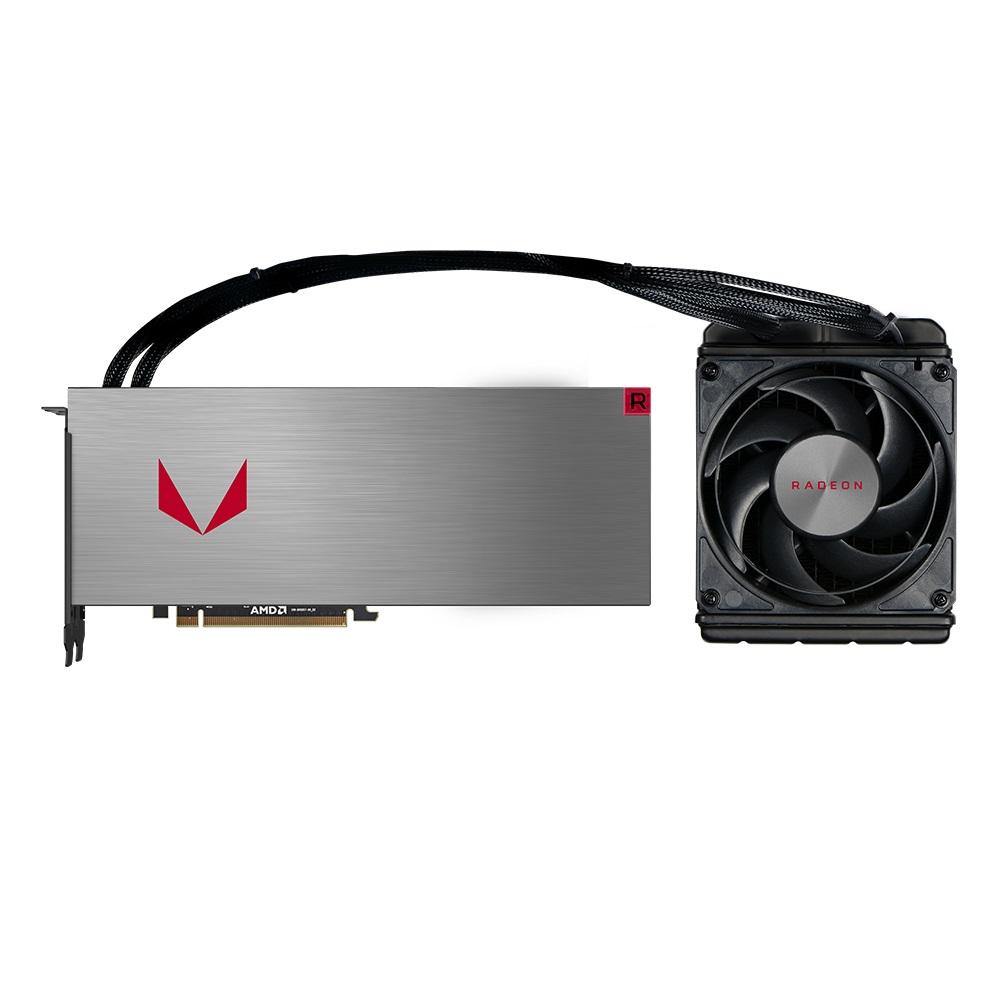 GIGABYTE Radeon™ RX VEGA 64 Watercooling 8G