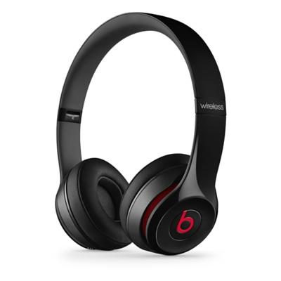 Apple Beats by Dr. Dre Solo 2 Wireless On-Ear Headphones - Black