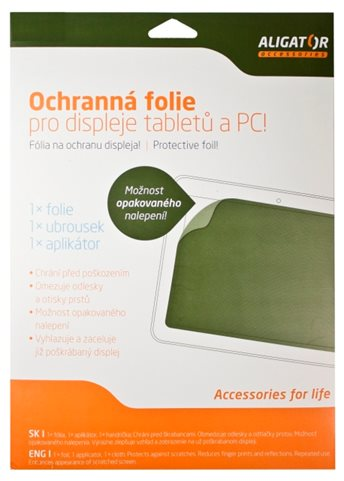 """Aligator ochranná fólie Tablet 11.1"""", antireflexní"""