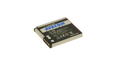 Náhradní baterie AVACOM Panasonic DMW-BCK7 Li-ion 3.6V 800mAh 2.9Wh verze 2011