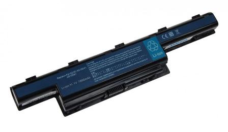 Náhradní baterie AVACOM Acer Aspire 7750/5750, TravelMate 7740 Li-ion 11,1V 7800mAh/87Wh