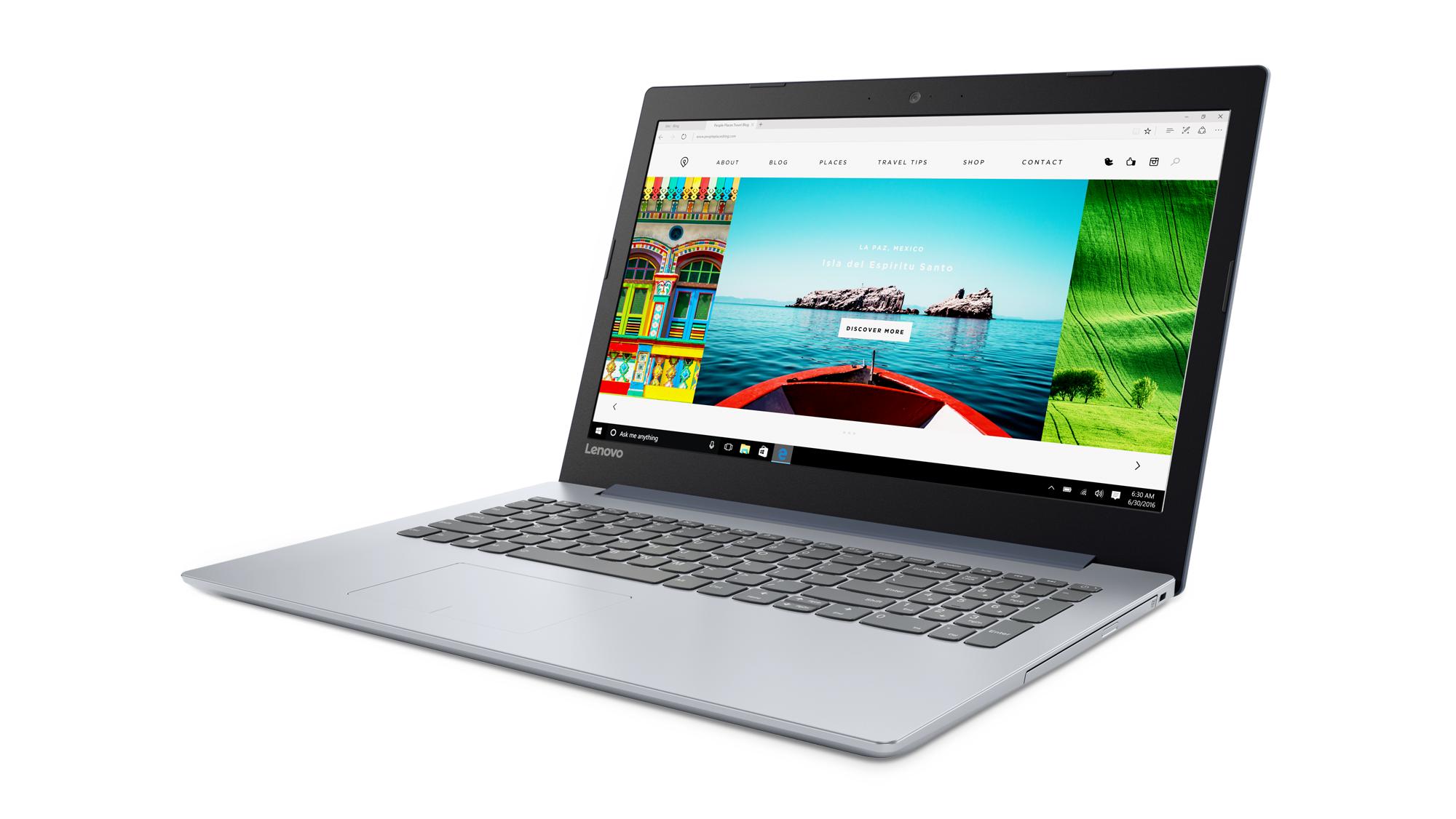 """Lenovo IdeaPad 320-15IKBN i3-7130U 2,70GHz/4GB/SSD 128GB/15,6"""" FHD/AG/GeForce 2GB/WIN10 modrá 80XL0367CK"""