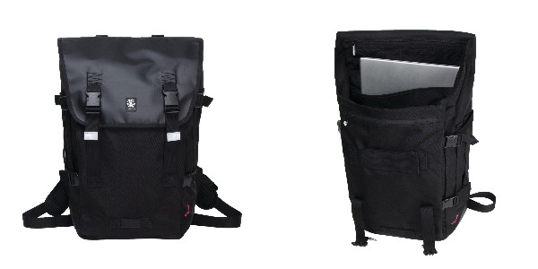 Crumpler Muli Backpack XL - black/black