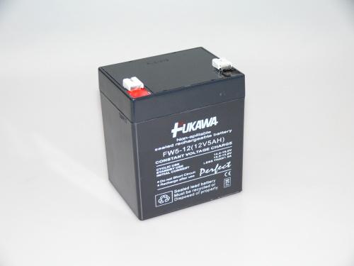 Baterie FUKAWA FW 5-12 (12V/5Ah - Faston 250) SLA baterie